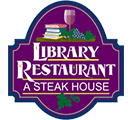 The Library Restaurant, A Steak House