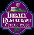 The Library Restaurant, A Steak House